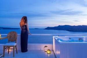 Pure Bliss Villa at White Pearl Villas, Santorini