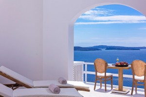 Infinity Blue Villa at White Pearl Villas, Santorini