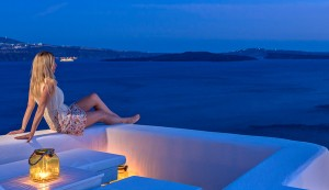 Full Moon Villas at White Pearl Villas, Santorini.